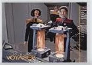 Heroes and Demons (Trading Card) 1995 SkyBox Star Trek: Voyager Season One Series 1 - [Base] #43