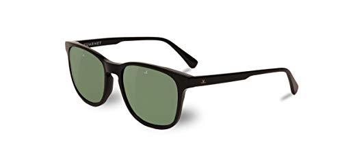 Vuarnet - Gafas de sol - para hombre Negro negro brillante 51