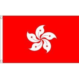 . Hong Kong Drapeau national