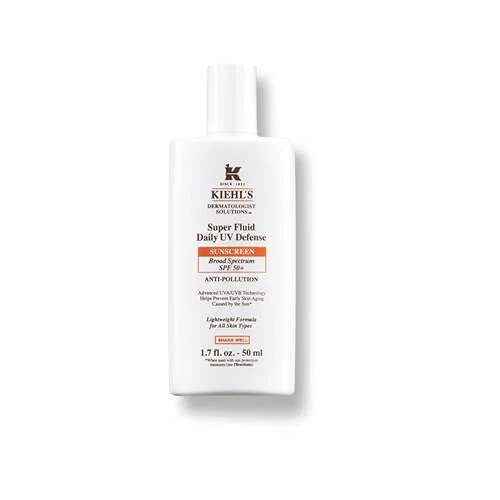 Kiehl039;s Translated Since 1851 Dermatologist online shopping Super Fluid Daily Solutions