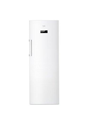 Beko RFNE290E23W Independiente Vertical 250L A+ Blanco - Congelador (Vertical, 250 L, 16 kg/24h, SN-T, Sistema de descongelado, A+)