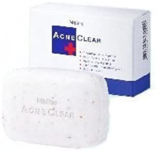 Mistine Acne Clear Comedolytic Soap Scrub Moisturizers & Deodorant Activity