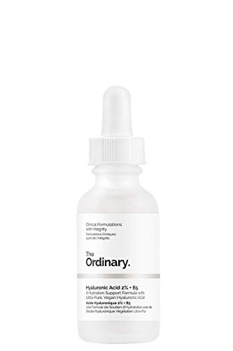 The Ordinary. Hyaluronic Acid 2{2e21261d646c9ec0d1c5fc8c567802c9f33d84d8c6f9f30212a50db3a3c15157} + B5. ácido hialurónico + Vitaminas 30 ml
