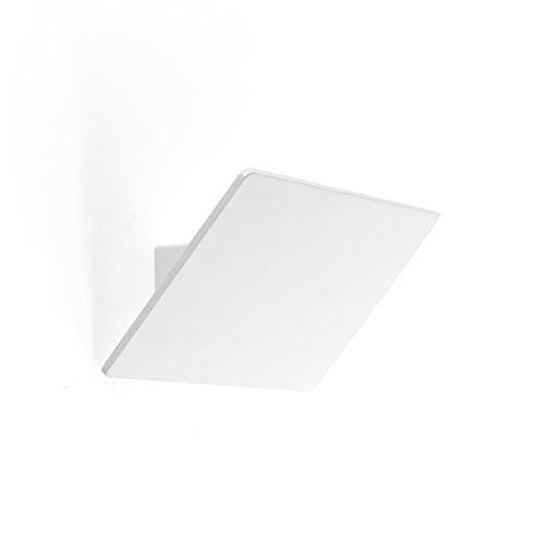 FARO BARCELONA 63199 Dallas LED Lampe Applique Blanche