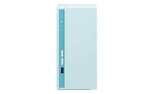 QNAP TS-230 2-Bay Desktop NAS Enclosure - 2GB RAM - Procesador Quad Core de 1.4GHz