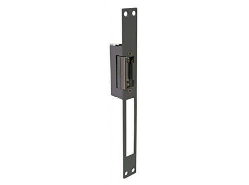 Dorcas 4532005/M 45NF/M - Abrepuertas simetrico 45 N Flex placa M gris