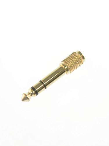 Sennheiser 023657 Adapter Klinke 6,3S/Klinkenbuchse 3,5S