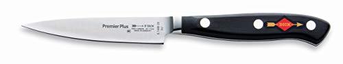F. DICK Premier Plus Eurasia 81448092 - Cuchillo de oficina (hoja de 9 cm, acero X50CrMoV15, no se oxida, 56° HRC)