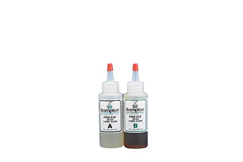 Brampton Epoxy PRO-FIX 20/20 Long Cure - Golf Club Repair (4 Ounce)
