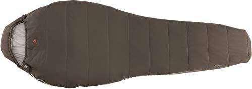 ROBENS Moraine I Schlafsack Brown Ausführung Right Zipper 2020 Quechua Schlafsack