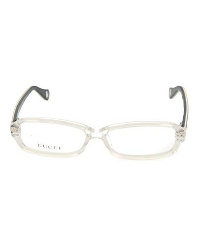 Gucci Für Kinder Kids 5003/C Crystal / Blue Kunststoffgestell Brillen, 48mm