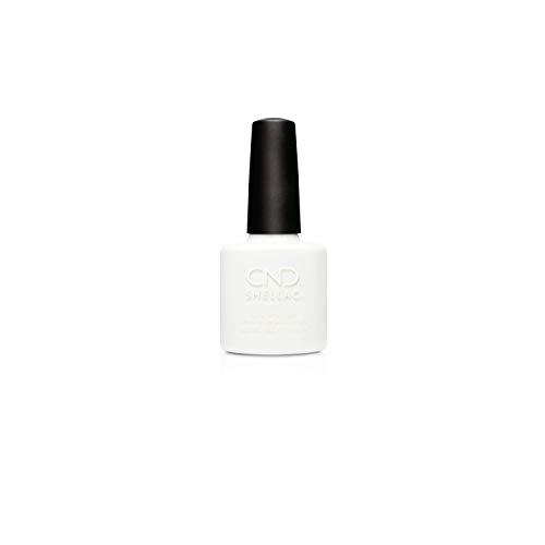 CND Shellac, Gel de manicura y pedicura (Tono Studio White) - 7.3 ml.