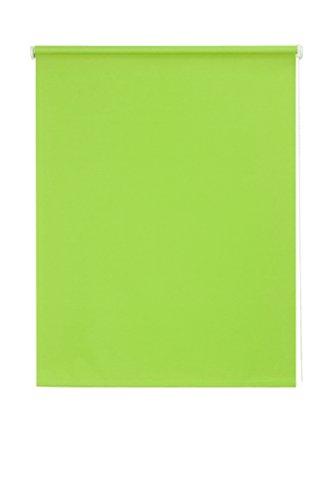 Sunlines HWA10532 Seitenzugrollo Energie, Stoff, hellgrün/silber, 102 x 180 cm