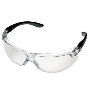 (まとめ)ミドリ安全 保護メガネ MP-821 防傷【×5セット】 〈簡易梱包