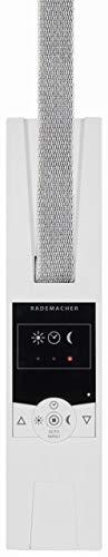 Rademacher 14236019 RolloTron Standard Plus - Interruptor de persianas y puertas automáticas, color blanco