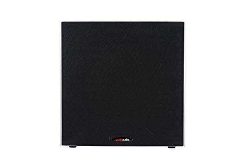 Polk PSW10e Subwoofer, 10 Inch Powered Subwoofer, Power Port Technology, Up...