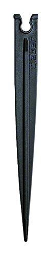 Claber Micro 91190 Lot de 15 piquets pour Tuyau Capillaire 1/4 (4-6 mm)