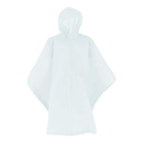 Totes Clear Childrens Rain Poncho,One Size