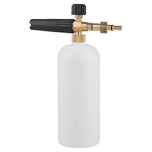 Lancia schiuma per idropulitrici, compatibile con dispositivi Black & Decker