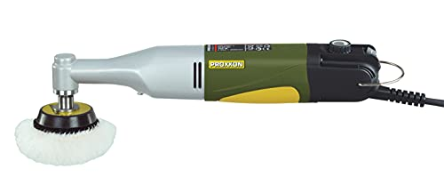 PROXXON Angle Polisher WP/E, 38660, Yellow/Green/Black