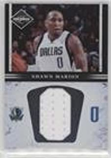 Shawn Marion #/99 (Basketball Card) 2011-12 Limited - Jumbo Materials - Jersey Number #4