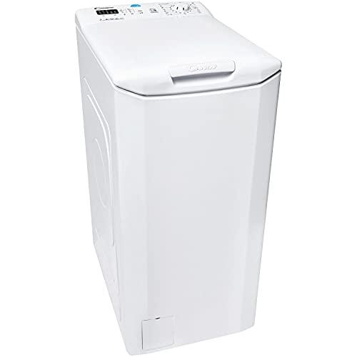 Candy CST 370l-s autonome Ladekabel Premium 7kg 1000tr/min A + + + Waschmaschine–Waschmaschinen (Ladekabel, autonome Premium, Knöpfe, drehbar, oben, LED)