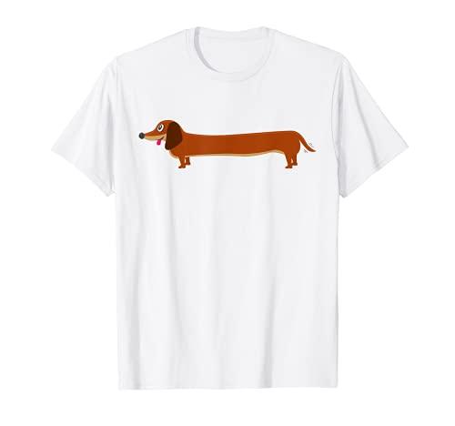 Perro salchicha Camiseta