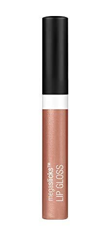 wet n wild Megaslicks Lip Gloss, Rose Gold, 0.19 Ounce