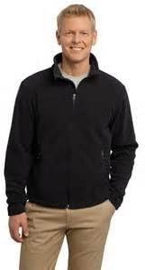 Port Authority - Value Fleece Jacket. F217 - Black_M