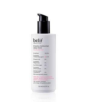 belif(ビリーフ) 【国内正規品・国内発送】ビリーフ(belif) クリーミーモイスチャーライザー モイストエマルジョン(乾燥肌用 乳液) 125ml 無添加 天然植物由来 韓国コスメ 化粧水 乾燥肌用化粧水