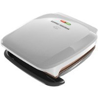 George Foreman GR260P Classic Plate Grill, Serve for 4