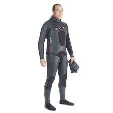 Spetton - Traje de buceo o pesca submarina en neopreno modelo winter 7mm talla 5