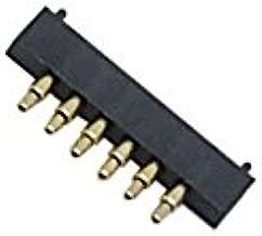 5-Pack Battery Connector for Motorola Symbol MC3000 MC3190 MC70 MC75 Barcode Scanner Reader 6 Pins