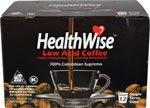 HealthWise Low Acid K Cups, 144 count, Keurig 2.0 Compatible, 12 Cartons of 12 count