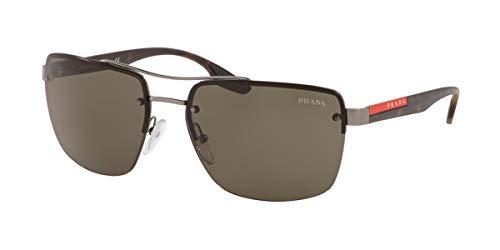 Prada Sport Hombre gafas de sol PS 60US, 5AV5G1, 62