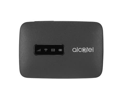 Alcatel MW40V Link Zone - Router 4G Mobile WiFi 4G (150 Mbps, 4G LTE Cat4) Nero