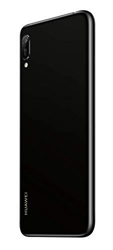 Huawei Y6 2019 Smartphone Débloqué 4G (6,09 pouces - 32Go - Double Nano SIM - Android 9.0) Noir