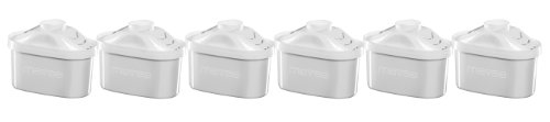 MAVEA Maxtra 6-Pack Replacement Filter for MAVEA Water Filtration Pitcher