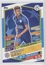 Demarai Gray (Trading Card) 2016-17 Topps Match Attax UEFA Champions League - Leicester City FC #LEI 17