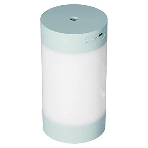 Jopwkuin Purificador De Aire Colorido USB para Coche, Espectáculo De Luces Deslumbrantes De 360 °, Humidificador Colorido para Coche, Noche Cálida para El Dormitorio del Coche En Casa(Verde)
