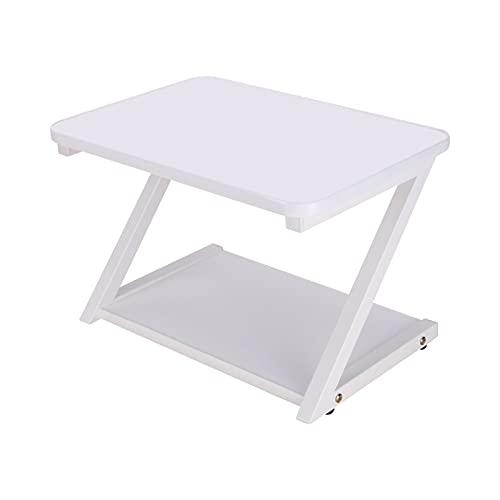 Soporte para Impresora Soporte de impresora, soporte de estante de la copiadora de la impresora multifunción de escritorio, para el estante de almacenamiento del organizador de escritorio Bandeja de d