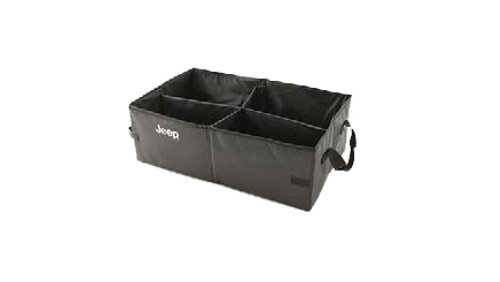 Genuine Jeep Accessories 82208566 Portable Cargo Tote