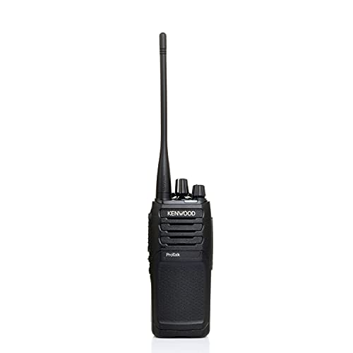 Kenwood NX-P1300AUK 5W UHF ProTalk Analog Transceiver with 16 Channels Capacity   Quad Zone, Tough & Water Resistant Radio