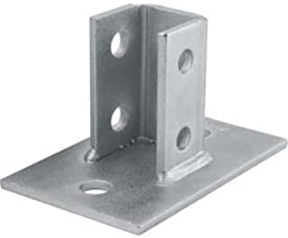 unistrut post base p2942