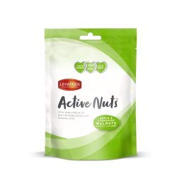 Linwoods Active Soldering Walnuts Apple Cinnamon of 50g Pack New sales 7