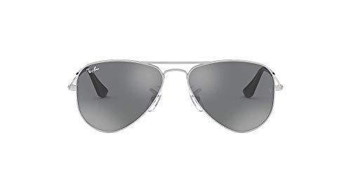 Ray-Ban RJ9506S 212/6G 50 Rayban RJ9506S 212/6G 50 Aviator Sonnenbrille 50, Silber