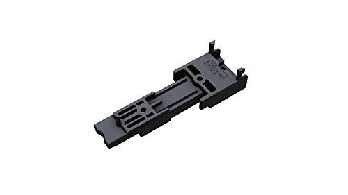 Clipper für Alu Unterkonstruktion - unsichtbare Terrassendielenbefestigung (Dielenbreite 90-120 mm 20 bis 30mm Stärke 30 Stück)