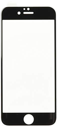Moshi iVisor Glass - iPhone 6/6s Screen Protector (Edge to Edge) - Black