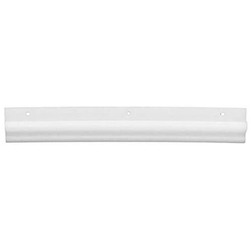 MILLOR Schneefräse Schaber für Toro CCR-POWERLITE: 75–8780, Schaberstange ist 38,1 cm lang (weiß)