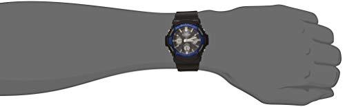 [カシオ]腕時計ジーショック電波ソーラーGGAW-100B-1A2JFメンズブラック
